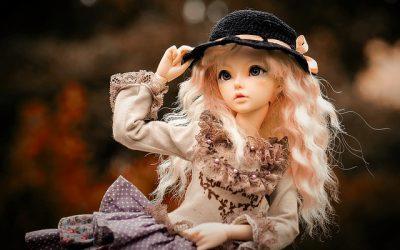 L'aventure de la poupée Bébé-Rose